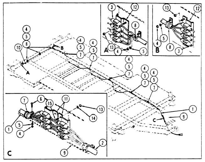Figure 2 3 Trailer Wiring Harness Assembly Army