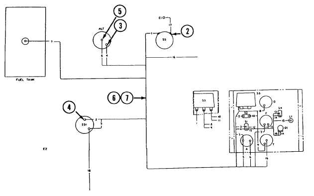 figure d-4  boost pump wiring harness  cont