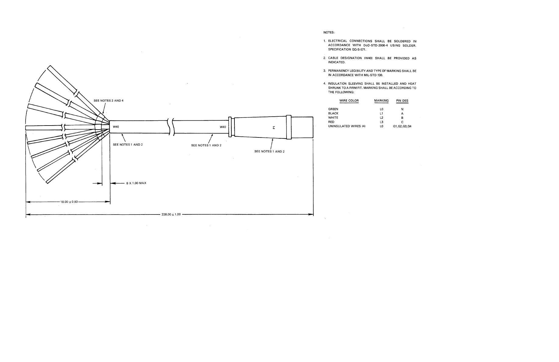 F0 13 Wiring Diagram Rowpu Power Cable W40 G1 Tm 10 4610 239 24
