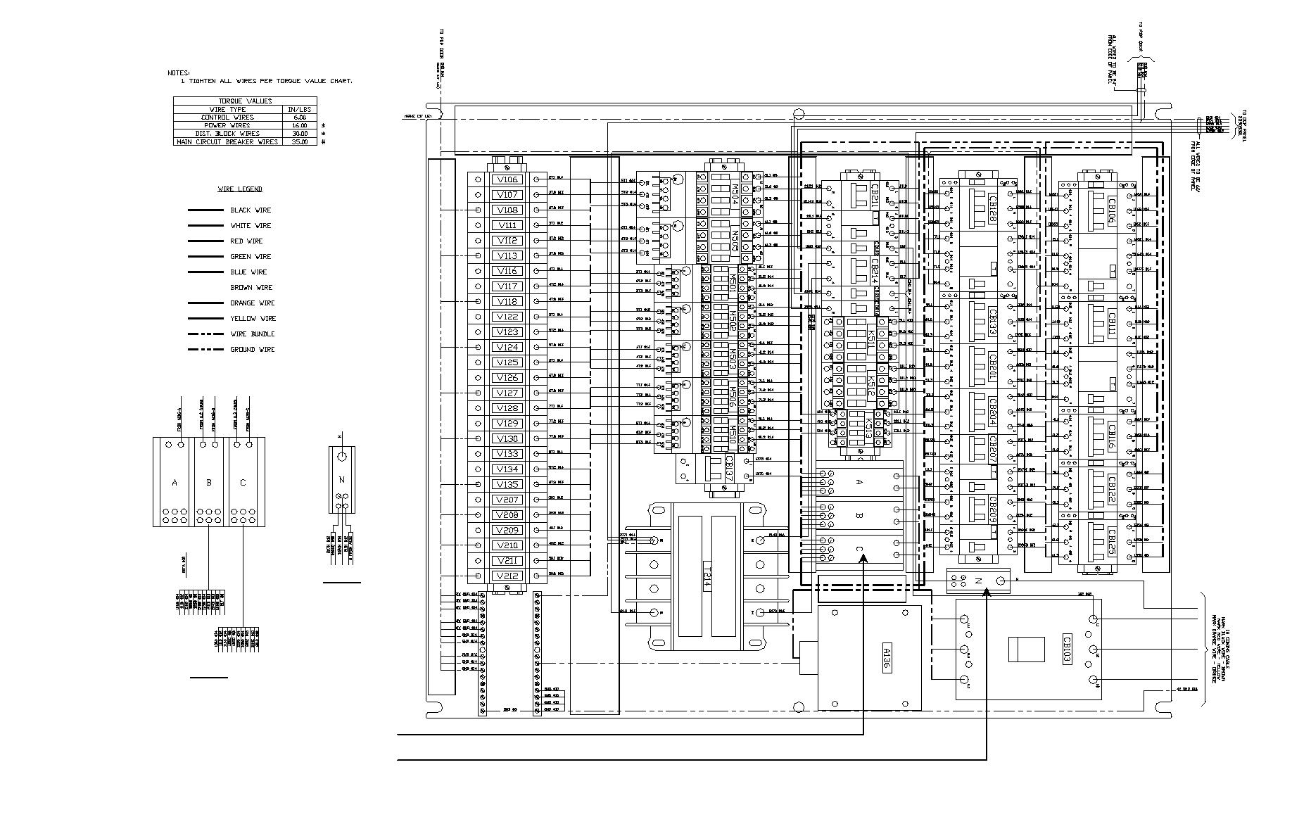 TM 10 4610 309 141417im figure 4 twps point to point wiring diagrams pdp sub panel power point to point wiring diagram at n-0.co