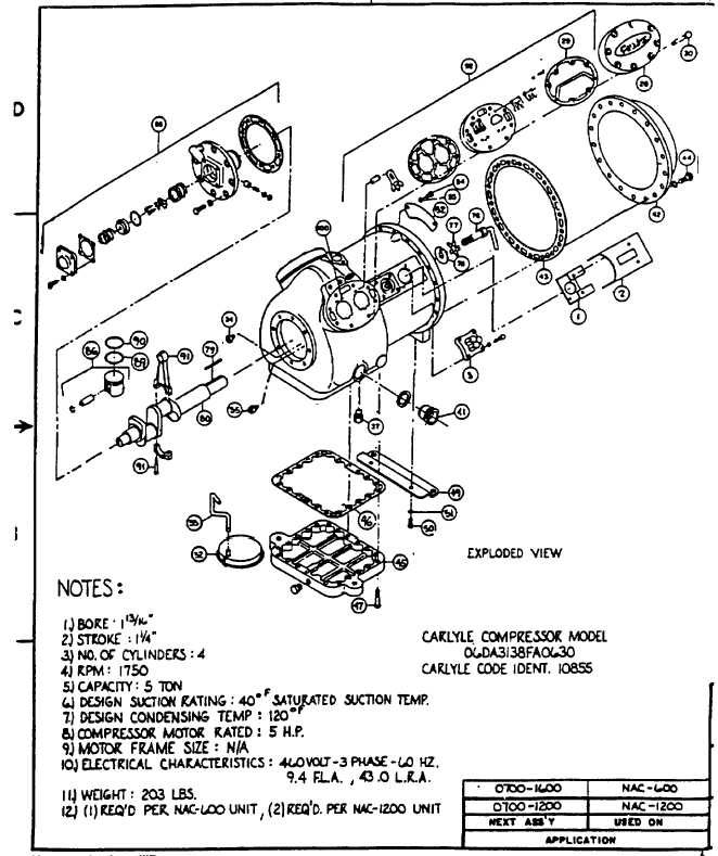 Carlyle Compressor Wiring Diagram : Kohler hp k engine diagram replacement