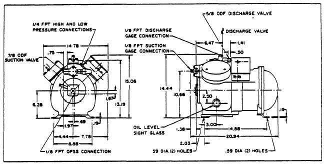 Description Of Compressor Features