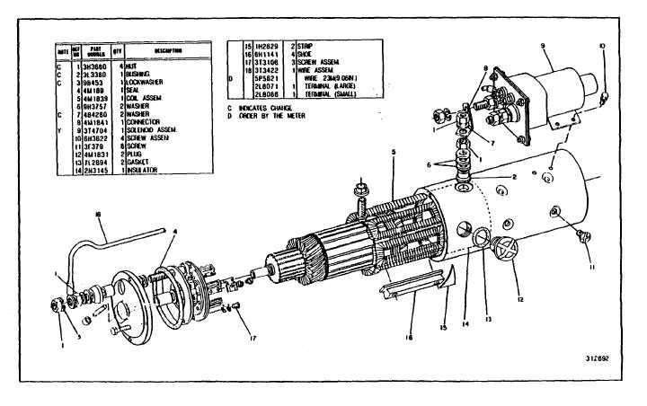 Electric Starting Motor Group Prestolite 24 Volt Part 1 Of 3